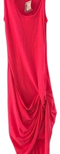 bright pink Maxi Dress by Love Culture