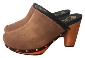 Flogg brown Mules