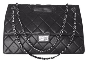 Chanel Flap Qulted 2.55 Shoulder Bag