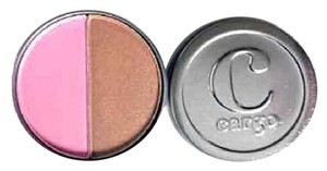 Cargo Cargo Eye Shadow Duo and Blush & Bronzer Duo
