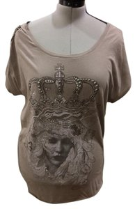 Seven7 T Shirt taupe