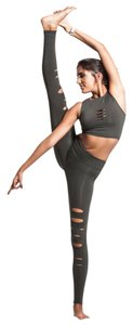 SOLOW SOLOW DECONSTRUCTED LEGGING