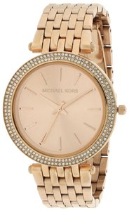 Michael Kors Michael Kors Darci Rose Gold-Tone Ladies Watch MK3192