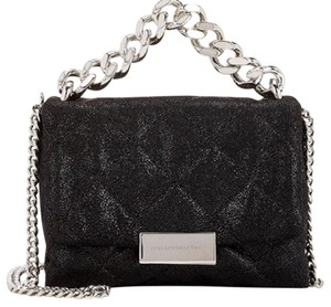 Stella McCartney Becks Quilted Crossbody Shoulder Bag