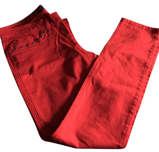 Item - Red 524 Too Superlow Straight Leg Jeans Size 33 (10, M)