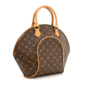 Louis Vuitton Lv Ellipse Mm Monogram Handbag Tote