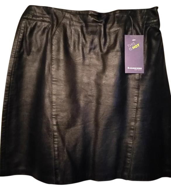 Other Mini Skirt Black Image 0