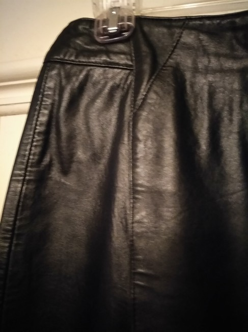 Other Mini Skirt Black Image 1