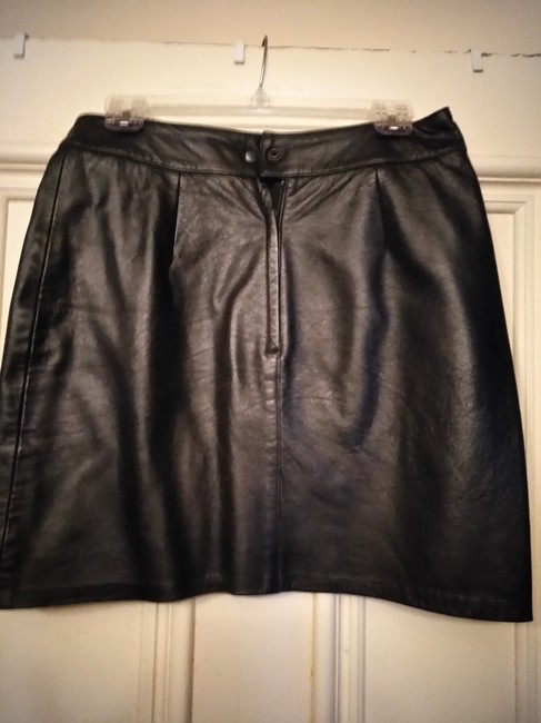 Other Mini Skirt Black Image 2