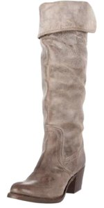 Frye Antique Taupe Boots