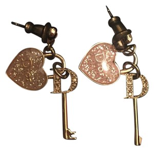 Dior Dior heart earrings
