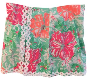 Lilly Pulitzer Lilly Mini Skirt Poolside Blue