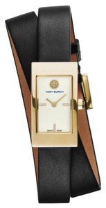 Tory Burch the buddy signature wrap watch