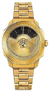 Versace Limited Edition Womens Versace Dylos Stainless Steel Watch Vqu050015