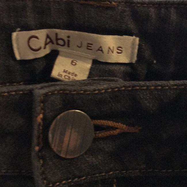 CAbi Skinny Jeans-Medium Wash Image 3