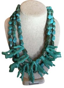 Other Torquoise coral multi strand