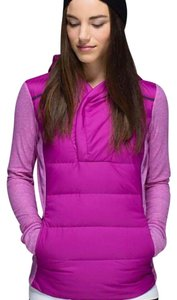 Lululemon lululemon fluff it off pullover magenta