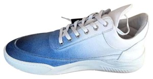filling pieces. like golden goose white to blue ombre Athletic