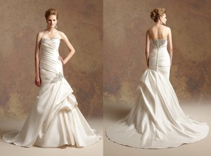 Jasmine Bridal Jasmine Couture T152007 Wedding Dress
