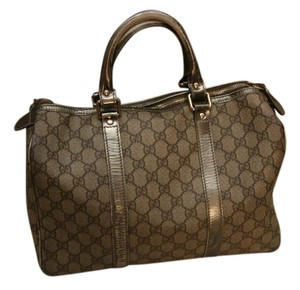 Gucci Monogram Tote Boston Sale Hobo Bag