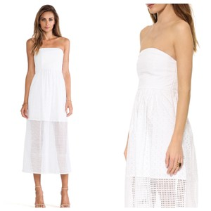 white Maxi Dress by Tibi
