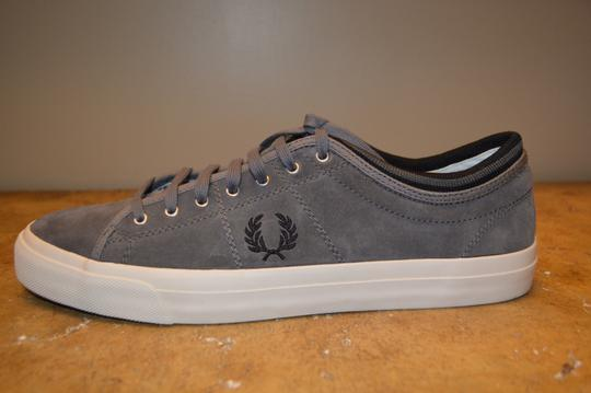 Fred Perry Grey Athletic Image 1