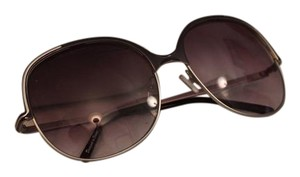 Chloé Brand New - Chloe - Addison Sunglasses - Silver & Purple