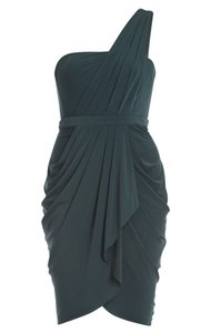 BCBGMAXAZRIA One Runched Dress