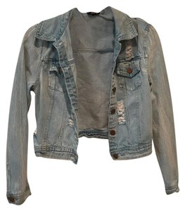 Brandy Melville Womens Jean Jacket