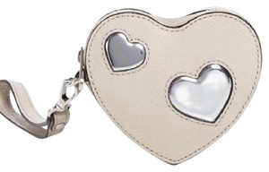 MICHAEL Michael Kors NWT heart coin case