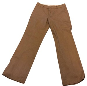 Banana Republic Wide Leg Pants tan
