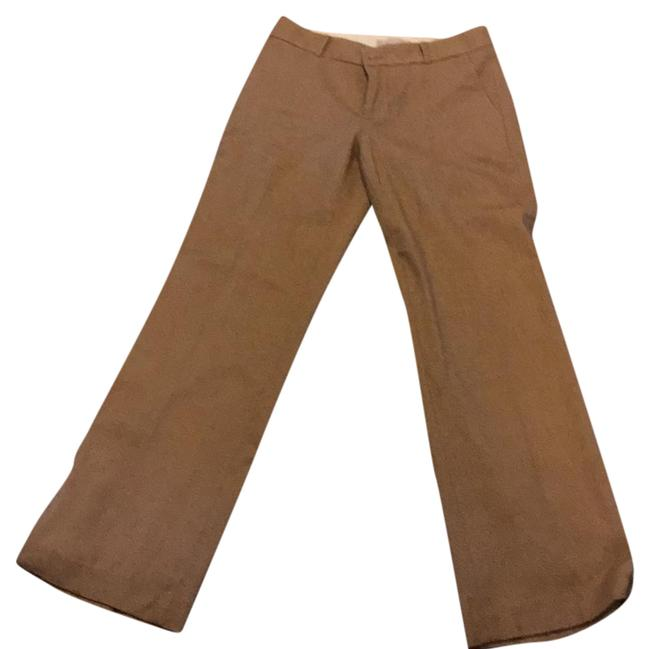 Item - Tan Martin Fit Pants Size 4 (S, 27)