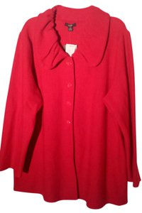 Alfani Red Jacket