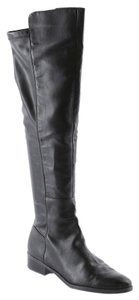Unisa Winter Over The Knee Black Boots
