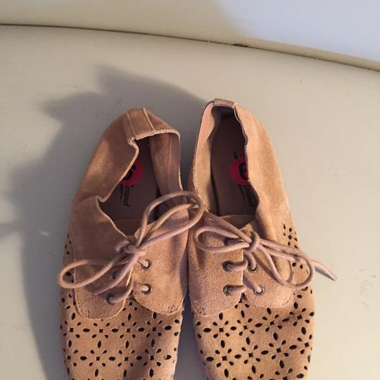 Lucky Brand Brown Flats Image 2