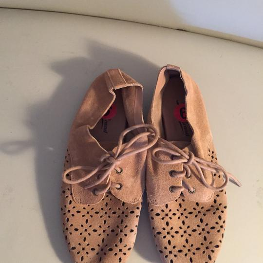 Lucky Brand Brown Flats Image 3