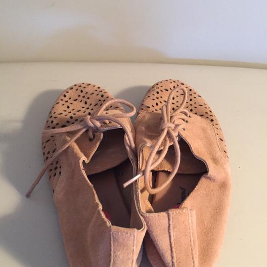 Lucky Brand Brown Flats Image 5