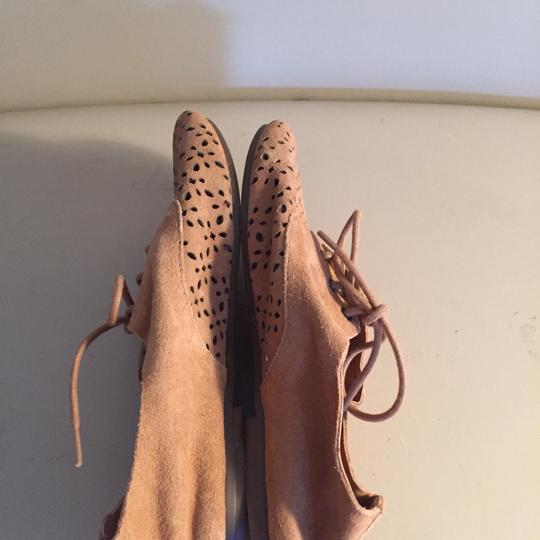 Lucky Brand Brown Flats Image 6