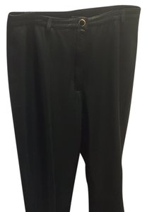 St. John Sport by Marie Gray Boot Cut Pants Forest green