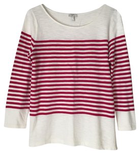 Joie Top White / Off-White / Red / Berry / Burgundy