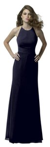Wtoo Bridesmaid Full Length Keyhole A-line Dress
