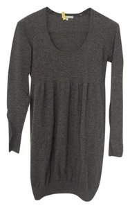 Vince short dress Gray Classic Cashmere Comfy on Tradesy