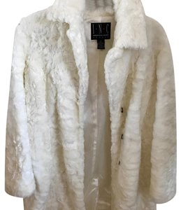 INC International Concepts Fur Coat