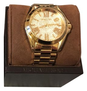 Michael Kors Michael Kors special edition chronograph diamond face watch