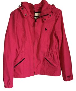 Abercrombie & Fitch Bright magenta Jacket
