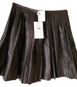 Candela Mini Skirt Chocolate