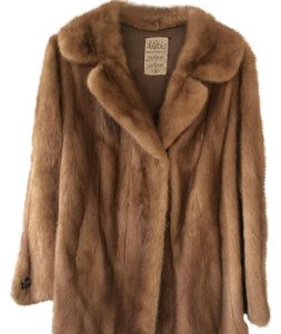 Other Vintage Furs Mink Mink Coat Jacket