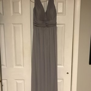 Alfred Sung Quarry/grey Alfred Sung Dress Dress