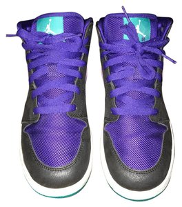 Air Jordan Purple Athletic