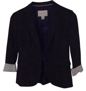 Banana Republic Lightweight Wool Two Button Blazer